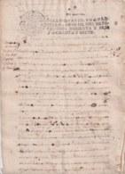E6300 CUBA SPAIN 1787 DOC INGENIO DE AZUCAR SANTO CRISTO DEL BUEN VIAJE SUGAR MILLS. - Historical Documents