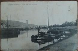 NEUVES MAISONS (54) Vue Du Port De La Balastière - France