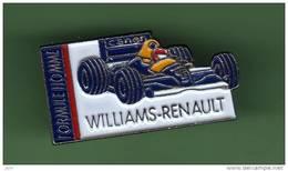 WILLIAMS-RENAULT *** CANON *** FORMULE HOMME  *** 1020 - Automobile - F1