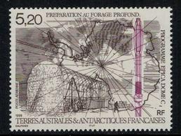 T.A.A.F. // 1998 // Poste Aérienne Timbre No.149 Y&T Neuf**  Programme EPICA - Poste Aérienne