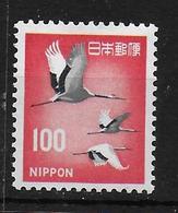 Japan Birds - Grues Et Gruiformes