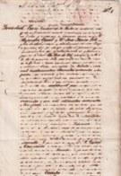 E6307 CUBA SPAIN 1860 FUNDACION SOCIEDAD JOYERIA PLATERIA LA LIRA DE ORO JEWERLY. - Historical Documents
