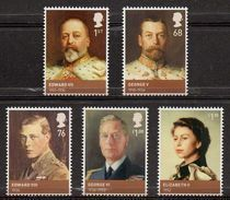 GREAT BRITAIN 2012 Kings And Queens: House Of Windsor - 1952-.... (Elizabeth II)