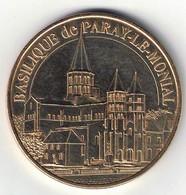 Monnaie De Paris 71.Paray Le Monial - La Basilique 2009 - Monnaie De Paris