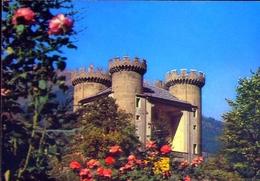 Valle D'aosta - Castello Di Aymavilles - Formato Grande Viaggiata – E 12 - Italy