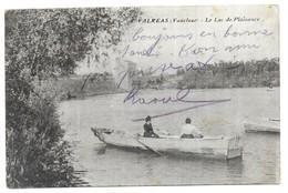 Valreas Barque Le Lac De Plaisance - Valreas