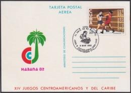 1982-CE-24 CUBA 1982 SPECIAL CANCEL 40 ANIV MUERTE JOSE RAUL CAPABLANCA AJEDREZ CHESS - Cuba