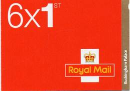 GREAT BRITAIN 2014 Buckingham Palace Booklet PM42 - Booklets