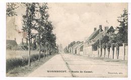 Wormoudt - Route De Cassel - Wormhout