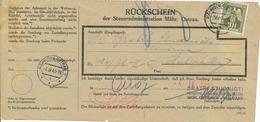 BuM (IMG2984) - Böhmen Und Mähren (1944) Mährisch-Ostrau 7 (letter) Tariff: 3,00 K - Böhmen Und Mähren
