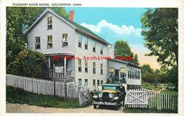 301181-Connecticut, Colchester, Pleasant River House, Tichnor Brothers No 128566 - United States