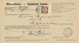BuM (IMG2985) - Böhmen Und Mähren (1942) Mährisch-Ostrau 1 - Moravska Ostrava 1 / Schlesisch-Ostrau 1 - Slezska Ostrava1 - Böhmen Und Mähren