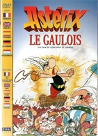 Asterix Le Gaulois - Animation