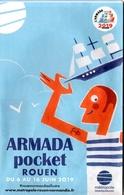 Armada Pocket Rouen 2019 - Tourism Brochures