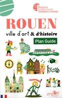 Plan Guide De Rouen - Tourism Brochures