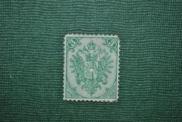 Bosnie 1879 Y&T 3 Défectueux - Bosnie-Herzegovine