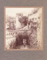 GRANADA GRENADE 1912 Photo Amateur Format Environ 7,5 Cm X 5,5 Cm ESPAGNE - Lugares