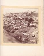 GRANADA GRENADE ALBAICIN ALBAYCIN 1912 Photo Amateur Format Environ 7,5 Cm X 5,5 Cm ESPAGNE - Lugares