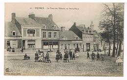 Guines - La Place Des Tilleuls Ou Petite Place - Guines