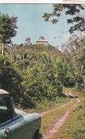 ROAD LEADING TO XUNANTUNICH MAYA RUINS. THE ANGELUS PRESS. CIRCULEE  YEAR 1964 BELIZE TO PERU - BLEUP - Belize