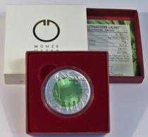 25 Euro Niob 2008 - Österreich - Faszination Licht - Oesterreich