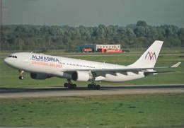 Almasria Universal Airlines Egitto A330-200 SU-TCH - 1946-....: Era Moderna