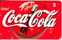 DENMARK(chip) - Coca Cola, Tirage 1000, 05/98, Mint - Denmark