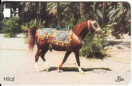 OMAN(GPT) - Horse, Hilal, CN : 37OMNB/B, Used - Oman