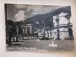 LOCARNO MURALTO PIAZZA STAZIONE  1953 - TI Tessin