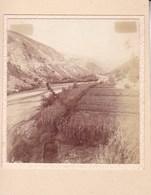 Vallée Du GUADALFEO 1912 ESPAGNE Photo Amateur Format Environ 7,5 Cm X 5,5 Cm - Lugares
