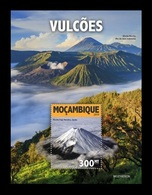 Mozambique 2019 Mih. 10242 (Bl.1488) Volcanoes MNH ** - Mozambique