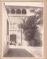BAEZA Seminario 1912  ESPAGNE Photo Amateur Format Environ 7,5 Cm X 5,5 Cm - Lugares