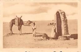 Un Puits Dans Le Désert - Algérie