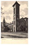Connecticut Stamford , Methodict Church - United States