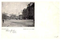 Connecticut Stamford , Atlantic Square - United States
