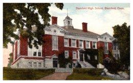 Connecticut Stamford , High Schoo - United States