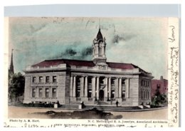 Connecticut Stamford , New Municipal Building - United States