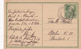 STATIONERY ENTIER 5 HELLER KAIS KONIGL CIRCULEE 1900'S TO BERLIN - BLEUP - Germany
