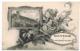 Souvenir De Saint-Bonnet-de-Joux (71) - Francia