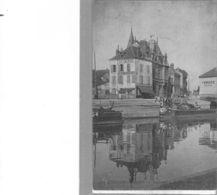 Chalon Sur Saône.Le Canal Et L'Avenue Boucicaut - Chalon Sur Saone