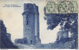 91-PERRAY VAUCLUSE-LES TOURS DE MONTLHERY-N°356-H/0363 - Autres Communes