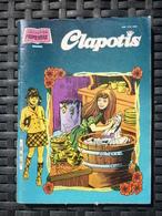 Clapotis Bimestriel N°188: Rebelle Et Fugitive/ Arédit,Collection Primevère,1985 - Kleinformat