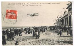 Grande Semaine D'aviation De La Champagne - Août 1909 - Les Tribunes - Reims
