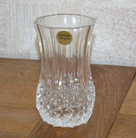 Petit Vase En Cristal D'Arques - Verre & Cristal