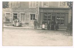 A Localiser - Epicerie Ganthier - Cartoline