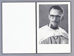 DOODSPRENTJE EERWAARDE PATER SMISSAERT WITTE PATER VAN AFRIKA ° BRUGGE 1915 + BUNIA CONGO 1964 - Images Religieuses