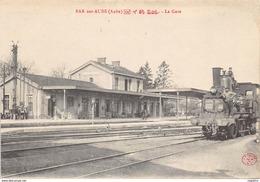 10-BAR SUR AUBE-N°358-G/0213 - Bar-sur-Aube