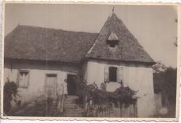30 LE PRADEL - Hameau Commune De LAVAL - Photo Format Carte Postale - Maison De Campagne, été 1938 - 2 Scans - France
