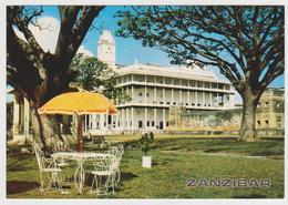 1754/ ZANZIBAR, The Palace. - Non écrite. Unused. No Escrita. Non Scritta. Ungelaufen. - Tanzanía