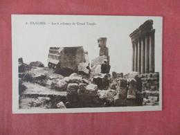 Baalbek Grand Temple   Ref 3420 - Syria